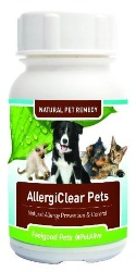 DONATE:  AllergiClear Pets
